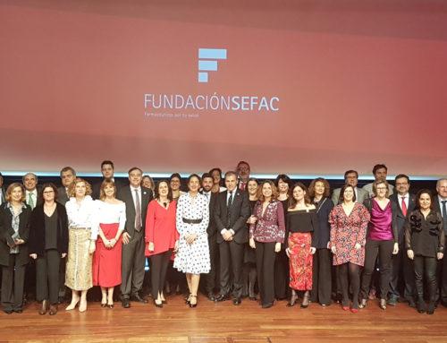 La Fundación SEFAC se presenta en Barcelona
