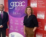 La Fundación SEFAC y GEPAC firman un convenio para mejorar la calidad de vida de las personas con cáncer