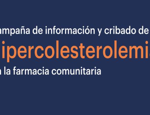 Campaña de información y cribado de la hipercolesterolemia en la farmacia comunitaria