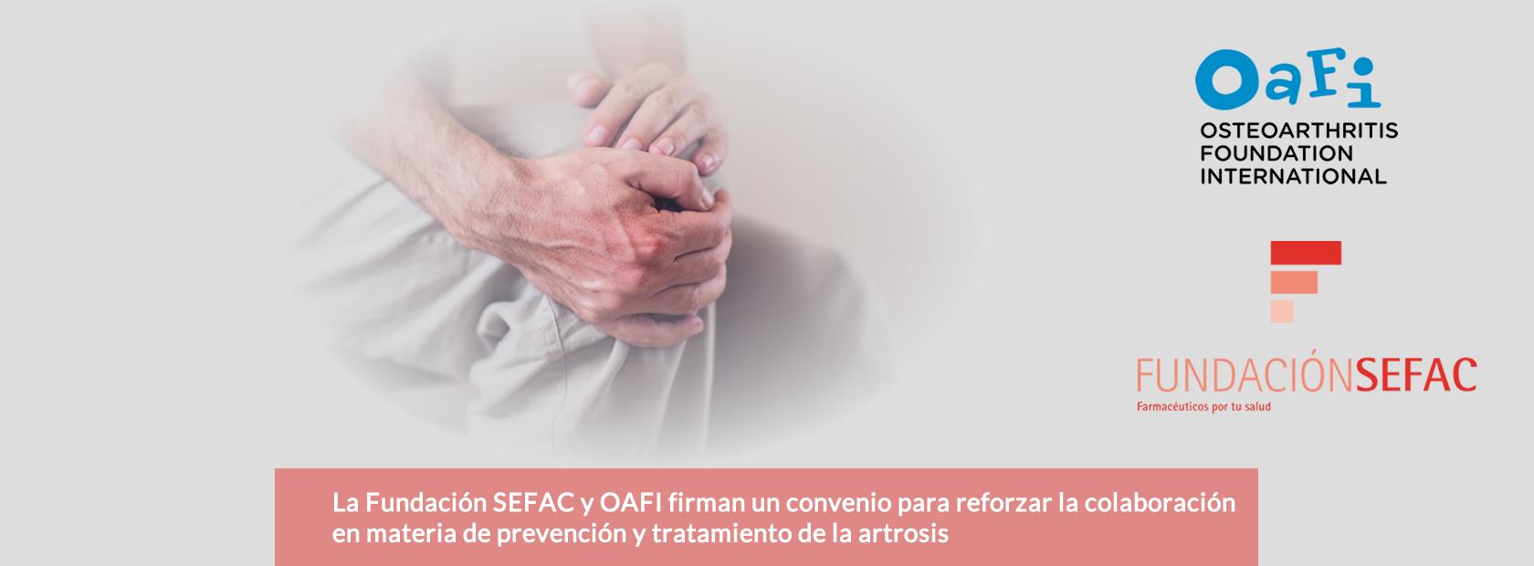 Fundación SEFAC y OAFI