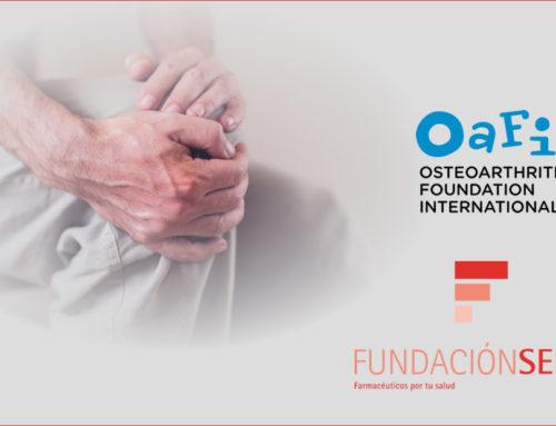 La Fundación SEFAC y OAFI firman un convenio para reforzar la colaboración en materia de prevención y tratamiento de la artrosis